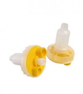 Końcówki mieszające Dentaline Dynamic, żółte 50 szt.