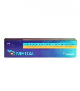 Torebki Medal do sterylizacji 70 mm x 230 mm 200 szt.