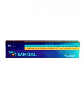 Torebki Medal do sterylizacji 135 mm x 250 mm 200 szt.