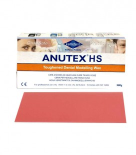 Wosk Kemdent Anutex HS średnio twardy 500 g