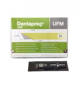 Włókna szklane Dentapreg UFM 4-10 mm plecione