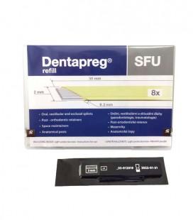 Włókna szklane Dentapreg SFU 2 mm równoległe