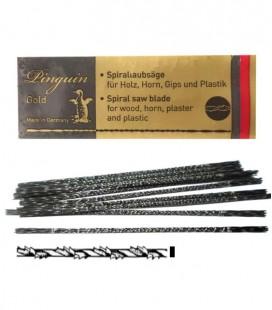 Brzeszczot włosowy do gipsu 0,60 mm 12 szt.