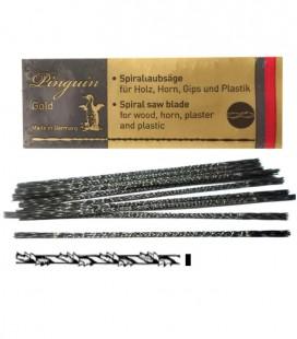 Brzeszczot włosowy do gipsu 0,58 mm 12 szt.