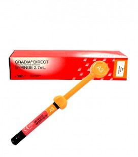 GC Gradia Direct strzykawka A3 2,7 ml