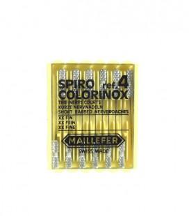 Miazgociągi Spiro Colorinex 12 szt.