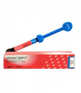 GC Gradia Direct strzykawka P-A3,5 2,7 ml