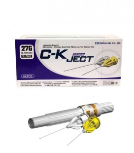 Igła do Carpul C-K Ject Premium 27G 0,40 × 35 mm 100 szt.
