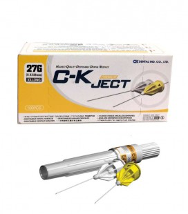 Igła do Carpul C-K Ject Premium 27G 0,4 × 38 mm 100 szt.