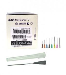 Igła j.u. BD Microlance 3 0,7 × 30 100 szt.