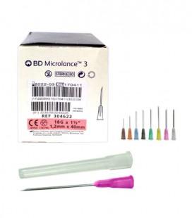 Igła j.u. BD Microlance 3 1,2 × 40 100 szt.