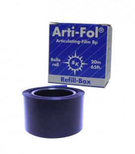Folia Arti-Fol 8 µm niebieska dwustronna 22 mm x 20 m, uzupełnienie