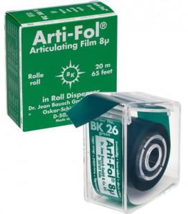 Arti-Fol 8 µm zielona dwustronna
