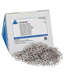 FinoFixit, pierścienie retencyjne niklowane 1000 szt.