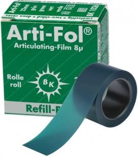 Folia Arti-Fol 8 µm zielona dwustronna, uzupełnienie