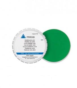 FinoCAD, wosk do modelowania, zielony 70 g