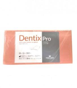 Pokrowce na zagłówki Dentix Pro morelowe 50 szt.