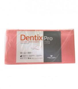 Pokrowce na zagłówki Dentix Pro różowe 50 szt.