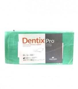 Pokrowce na zagłówki Dentix Pro zielone 50 szt.
