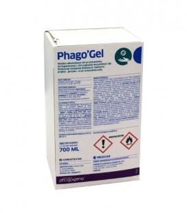 Sterisol Phago'Gel 700 ml