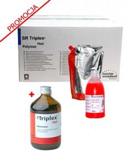 1 × SR Triplex Hot Polymer Pink-V 20 × 500 g, PROMOCJA