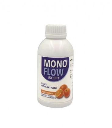 Piasek mono flow soft pomarańcza 350 g