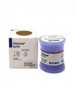 IPS InLine Occlusal Dentin brown 20 g