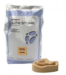 Gips IV Elite Stone Brown 3 kg
