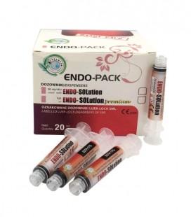Endo-Pack dozowniki do Endo Solution, 20 szt.