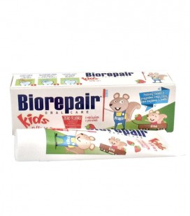 Biorepair Kids 0-6 pasta bez fluoru 50 ml