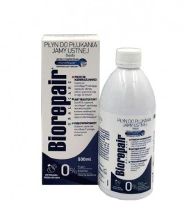 Biorepair płyn do płukania ust z Microrepair 500 ml