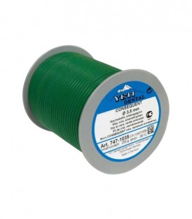 Yeti, Consequent drut woskowy zielony 3,5 mm