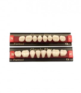 Zęby Classic Plus 8 sztuk