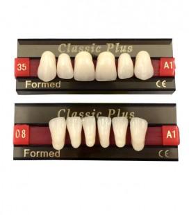 Zęby Classic Plus 6 sztuk