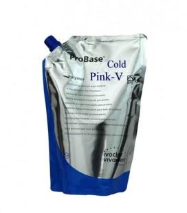 ProBase Cold Polymer Pink-V 500 g