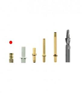 Dowel Pins, tuleja metalowa 6 mm 1 sztuka