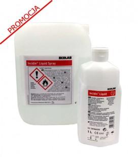 Incidin Liquid Spray 5 l + Incidin Liquid spray 1 l, PROMOCJA