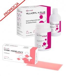 Villacryl H Plus 750 g + 400 ml V4 + wosk miękki za 1/3 ceny