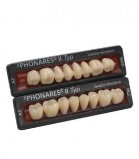 Zęby SR Phonares II Typ 8 sztuk