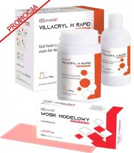 Villacryl H Rapid V4 750 g + 400 ml + Wosk Miękki za 1 zł, PROMOCJA