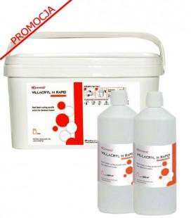Villacryl H Rapid V4 proszek 4 kg + 2 x płyn 1000 ml, PROMOCJA