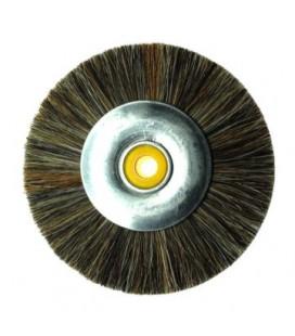 Szczotka z włosia końskiego 80 x 6 mm