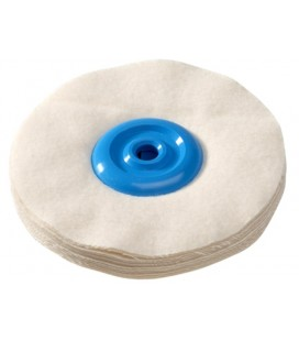 Szczotka Polirapid tekstylna 30 100/12 mm KK