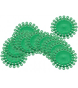 Gumki Dentalastics zielone 50 x 20 szt.