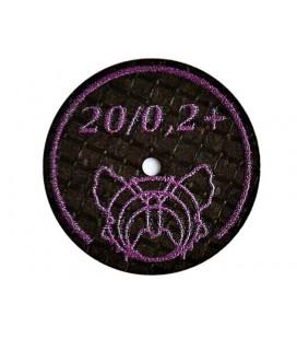 Tarcza Motyl zbrojona 20 x 0,2 mm BF +