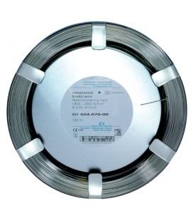Drut Remanium sprężysto-twardy 0,7 mm 165 m