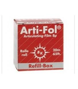 Folia Arti-Fol czerwona 8u 22 mm x 20 m