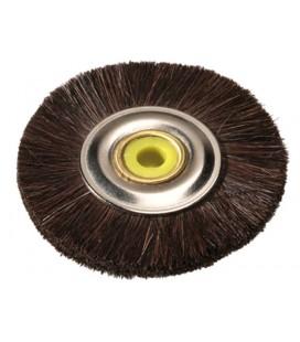 Szczotka brązowa średniotwarda 48 mm