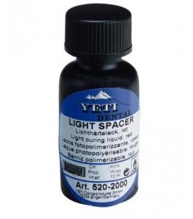 Lakier Yeti Light Spacer czerwony 10 ml