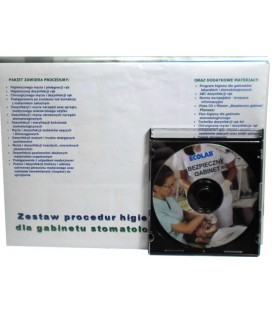 Zestaw procedur stomatologicznych Ecolab